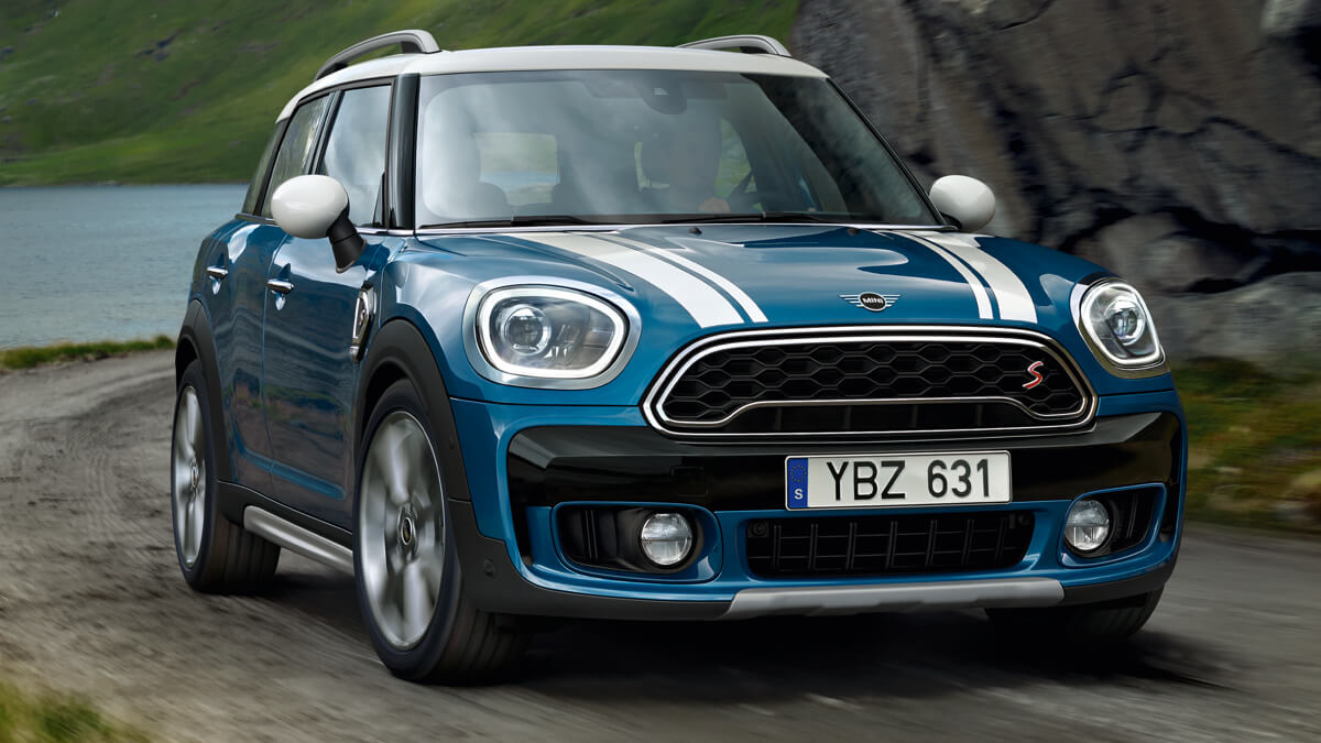 Mini Countryman Unser Ultimativer Allrounder Minide