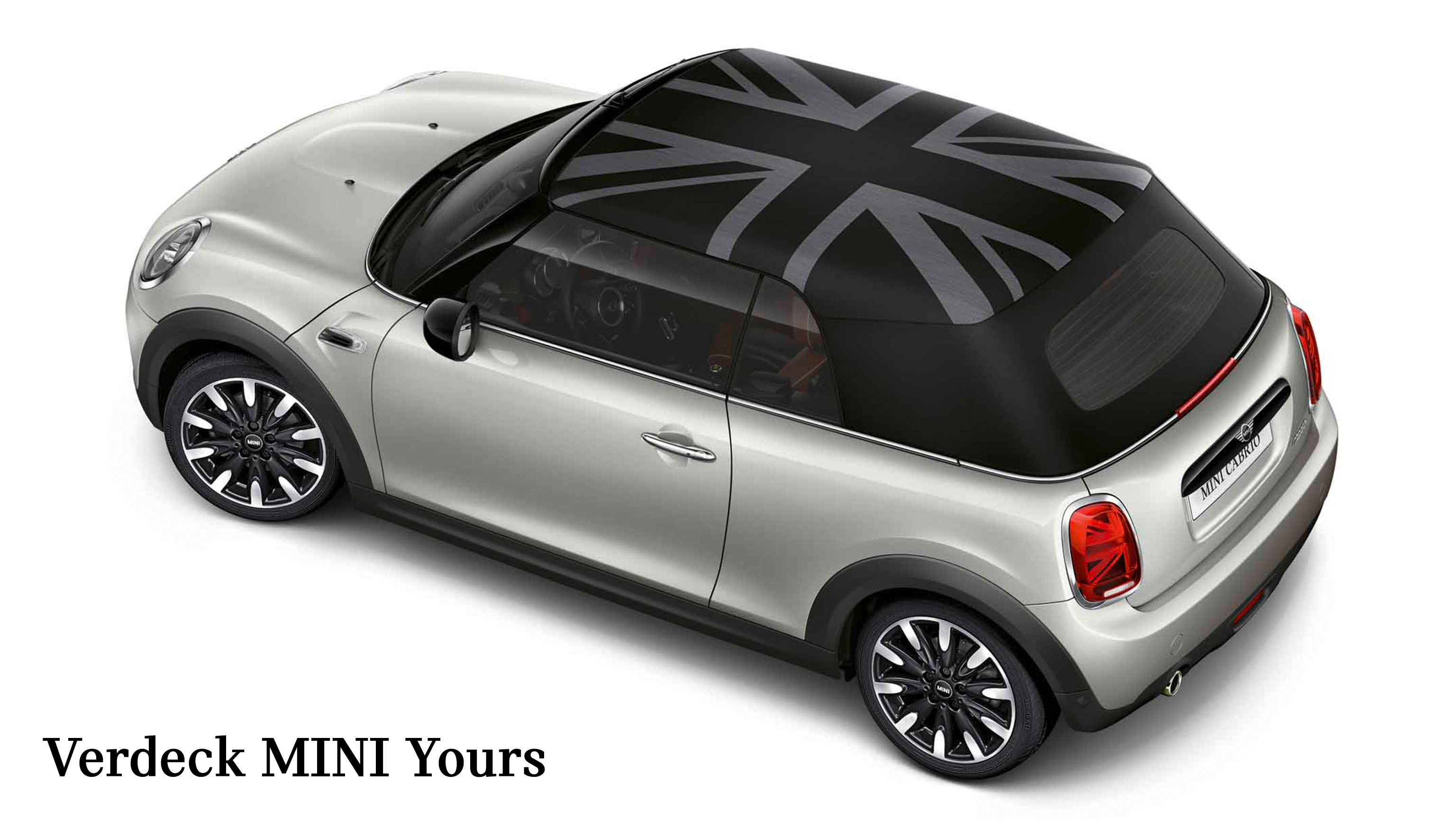 Union Jack Softtop