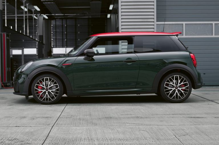 MINI John Cooper Works – Räder