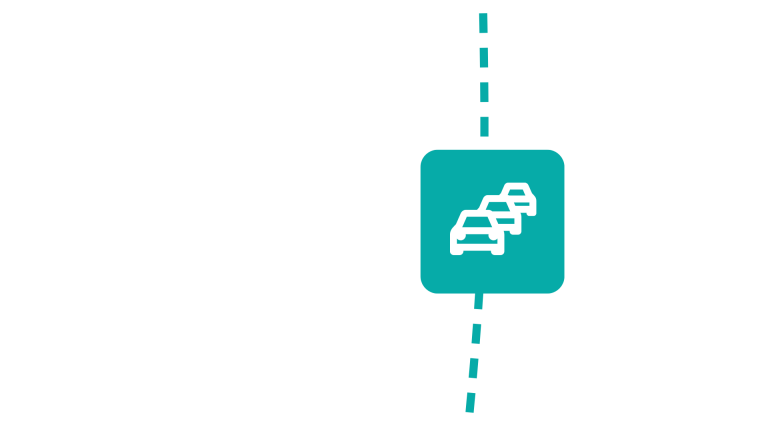 MINI Connected – traffic icon